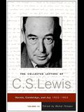The Collected Letters of C.S. Lewis: Narnia, Cambridge, and Joy, 1950 - 1963