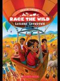 Savanna Showdown (Race the Wild #4), 4