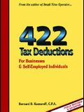 422 Tax Deductions: For Businesses & Self-Employed Individuals