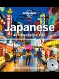 Lonely Planet Japanese Phrasebook and CD
