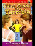 Third Grade Is Terrible