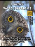 Practice Word Problems: Level 2 (ages 9 to 11)