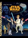 Star Wars: A New Hope (Star Wars) (Little Golden Book)
