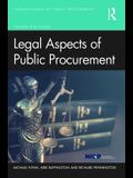 Legal Aspects of Public Procurement
