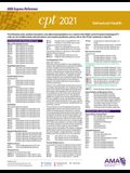 CPT 2021 Express Reference Coding Card: Behavioral Health