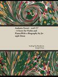 Andante Favori - A Score for Violin and Piano WoO 57 (1804)