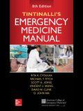 Tintinalli's Emergency Medicine Manual, Eighth Edition
