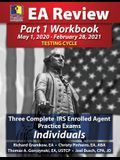 PassKey Learning Systems EA Review Part 1 Workbook: Three Complete IRS Enrolled Agent Practice Exams for Individuals (May 1, 2020-February 28, 2021 Te
