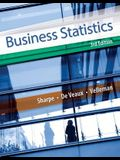 Business Statistics Plus New Mylab Statistics with Pearson Etext -- Access Card Package [With Access Code]