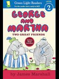 George and Martha: Two Great Friends