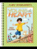 Mary Engelbreit's 2022 Monthly/Weekly Planner Calendar: Young at Heart