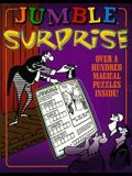 Jumble® Surprise: Over a Hundred Magical Puzzles Inside!