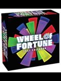 Wheel of Fortune 2021 Day-To-Day Calendar