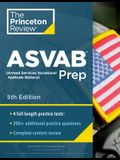 Princeton Review ASVAB Prep, 5th Edition: 4 Practice Tests + Complete Content Review + Strategies & Techniques