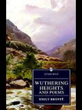 Wuthering Heights & Poems (Everyman's Library (Paper))
