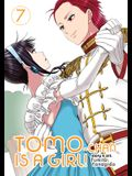 Tomo-Chan Is a Girl! Vol. 7
