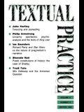 Textual Practice: Volume 8, Issue 3