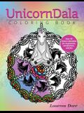 Unicorndala Coloring Book