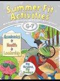 Summer Fit Activities, Sixth - Seventh Grade