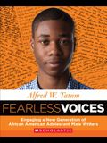 Fearless Voices: Engaging a New Generation of African American Adolescent Male Writers