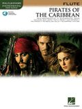 Pirates of the Caribbean: Flute [With CD]