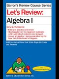 Let's Review Algebra I