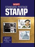Scott 2017 Standard Postage Stamp Catalogue, Volume 3: G-I: Countries of the World G-I (Scott 2017)