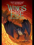 The Dark Secret (Wings of Fire Graphic Novel #4): Graphix Book, Volume 4