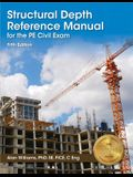 Ppi Structural Depth Reference Manual for the Pe Civil Exam, 5th Edition (Paperback) - A Complete Reference Manual for the Pe Civil Structural Depth E