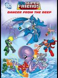 Danger From the Deep (DC Super Friends) (Deluxe Coloring Book)