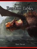 The Book of Random Tables: Fantasy Role-Playing Game Aids for Game Masters