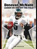 Donovan McNabb: Leader on and Off the Field