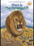 Where Is the Serengeti?