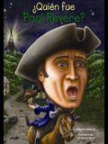 Quien Fue Paul Revere?