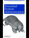 Essential System Administration Pocket Reference: Commands and File Formats