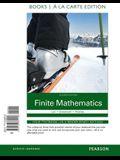 Finite Mathematics Books a la Carte Edition (11th Edition)