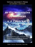 At the Mountains of Madness (Academic Edition: With Introduction, Author Bio, Study Guide & Chapter Quizzes