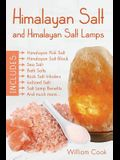 Himalayan Salt and Himalayan Salt Lamps: Himalayan Pink Salt, Himalayan Salt Block, Sea Salt, Bath Salts, Rock Salt Inhalers, Iodized Salt, Salt Lamp