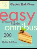 The New York Times Easy Crossword Puzzle Omnibus Volume 16: 200 Solvable Puzzles from the Pages of the New York Times
