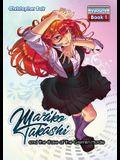 Mariko Takashi and the Case of the Gremlin Horde