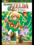 The Legend of Zelda, Vol. 4: Oracle of Seasons