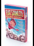 Flat Stanley's Worldwide Adventures #1-4