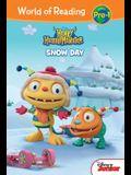 Henry Hugglemonster: Snow Day
