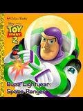 Buzz Lightyear: Space Ranger (Super Shape Book)