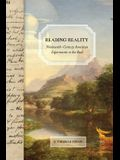 Reading Reality: Nineteenth-Century American Experiments in the Real