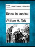 Ethics in Service.