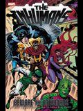 Inhumans: Beware the Inhumans