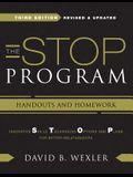 The Stop Program: Handouts and Homework