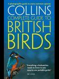 Complete British Birds (Collins Complete Photo Guides)