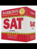 Barron's SAT Flash Cards
